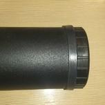 Noga metalowa w kolorze lakier czarny z możliwością regulacji wysokości (ok. 2cm). Średnica nogi 60mm. Wysokość 710mm. Noga pozwala na zmontowanie...