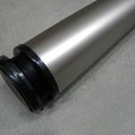 Metalowa noga meblowaNOVAAN-1100 w kolorze nikiel satynowy Wysokość 110cm Posiada regulację wysokości +2cm Średnica nogi 60mm. Wyrób...