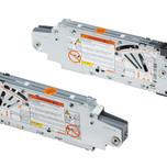 Siłowniki 20F2500.05 z zaślepkami białymi 20F8000 to element systemu AVENTOS HF. Siłowniki do systemu AVENTOS HF , który unosi i składa w środku...