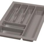 PRO wkład do szuflady 40 wykonany z trwałego i estetycznego tworzywa w kolorze białym. Pozwala optymalnie wykorzystać przestrzeń i zachować porządek....